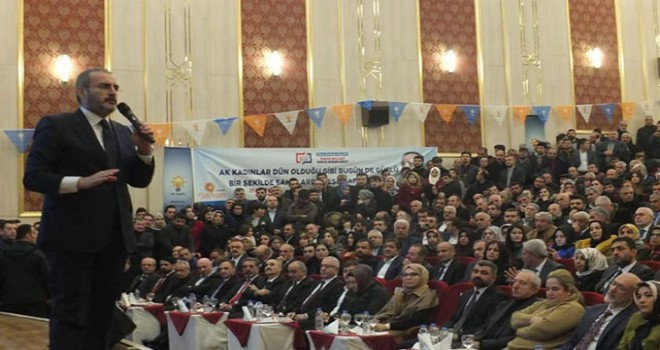 Mahir Ünal: CHP'nin derdi 'Bu ülkede milletin iradesi...