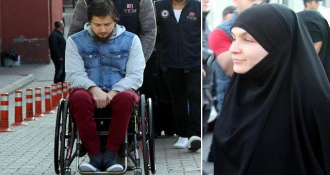 Kayseri'de 3'ü kadın 7 DEAŞ terör örgütü üyesi...