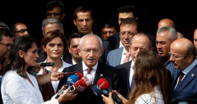 'CHP, İstanbul'un 6 ilçesinde mevcut başkanlarla...