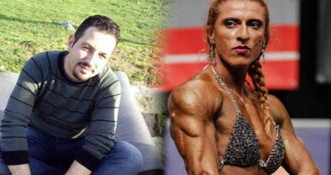 Ödüllü vücut geliştirme sporcusu Pınar Çoban...