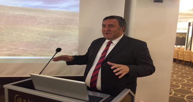 CHP'Lİ GÜRER: TÜRKİYE'NİN KURTULUŞU TARIM VE...