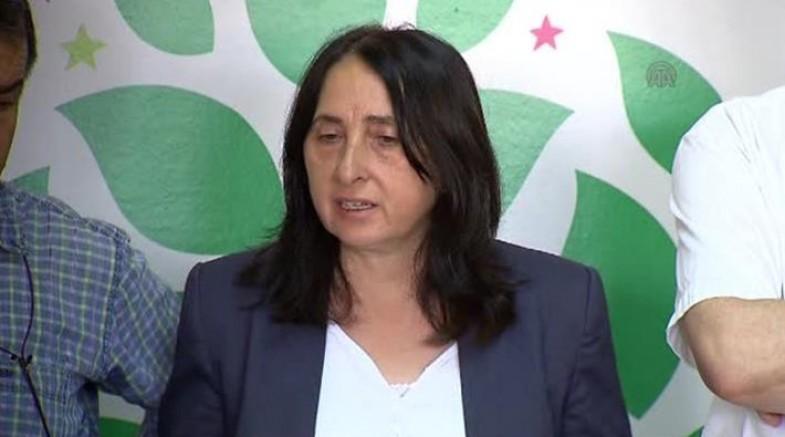 HDP'li Aydoğan'a verilen 4 yıl 8 ay hapis cezası onandı