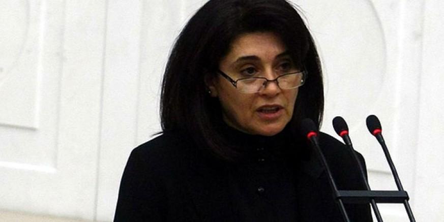 HDP'li Leyla Zana hakkında 20 yıla kadar hapis istemi