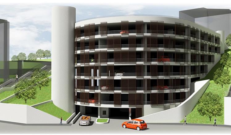 İzmir Büyükşehir'den yeni bir otopark daha