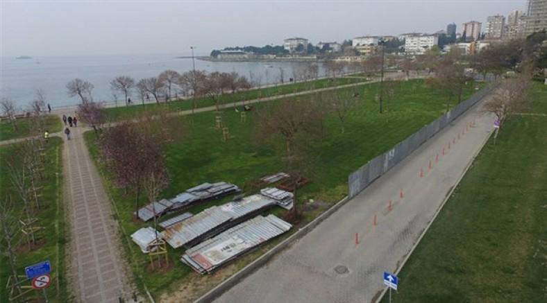 Kadıköy'de tepkiler karşılık buldu: İBB'den geri adım