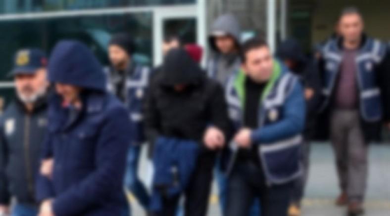 Karabük'teki 'FETÖ' operasyonunda 12 asker gözaltına alındı