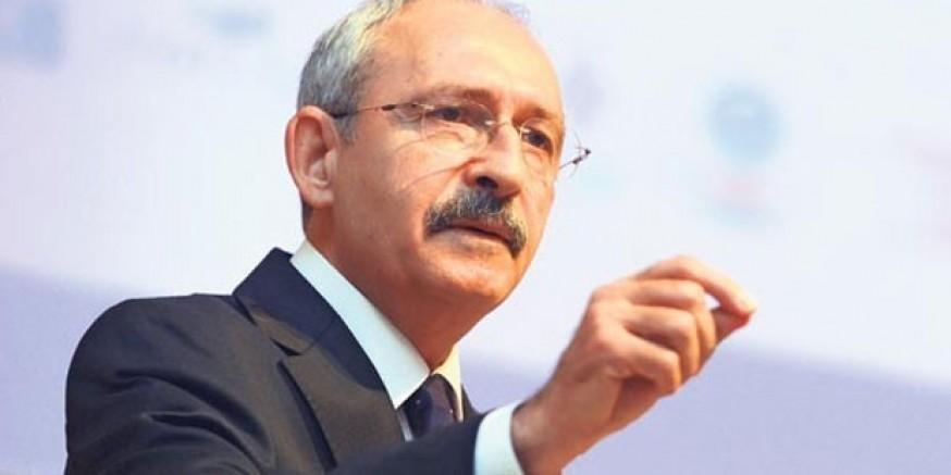 Kılıçdaroğlu: Toplumu kutuplaştırmaya çalışıyorlar