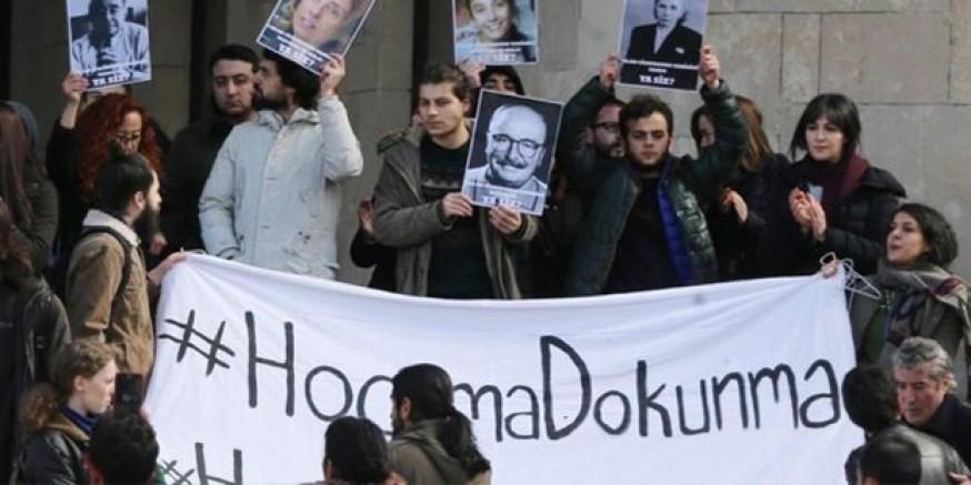Marmara Üniversitesi Rektörü: Barış İçin Akademisyenler bildirisinin kendisi bir ihraç kriteri