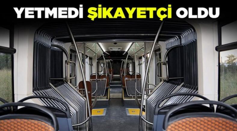 Metrobüste taciz ettiği kadına tekmeli saldırıda bulundu