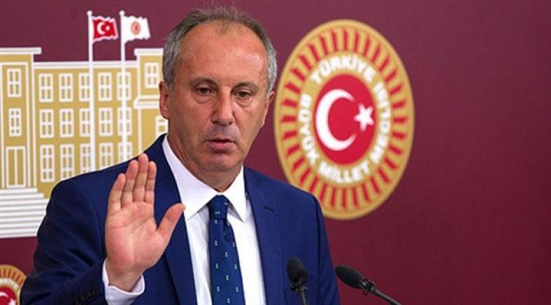 Muharrem İnce'den yeni müfredata Atatürk ve İnönü tepkisi