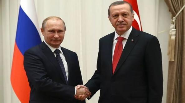Putin ve Erdoğan S-400 konusunda anlaştı