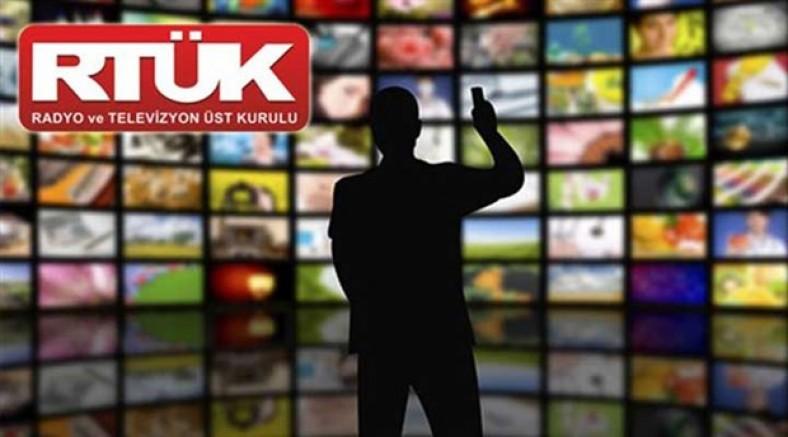 RTÜK'ten televizyonlara 'yayın yapmayın' talimatı