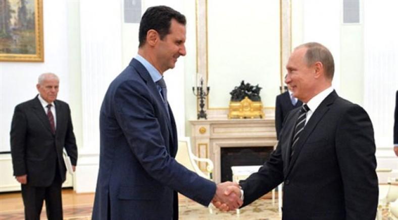 'Rusya'nın Suriye taslağında Kürtlere özerklik var'