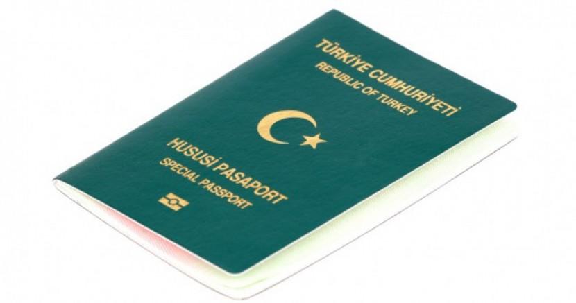 Yeşil pasaport kararı resmen yürürlüğe girdi