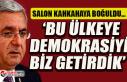 """AKP'li Mehmet Metiner: """"Bu ülkeye demokrasiyi..."""