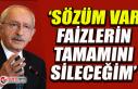 CHP Genel Başkanı Kemal Kılıçdaroğlu çiftçilere...