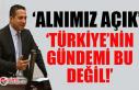 CHP'li Ali Mahir Başarır'dan 'Fezleke'...