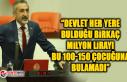 """CHP'li Mustafa Adıgüzel:""""Devlet her yere..."""