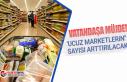 Erdoğan talimatı verdi ''ucuz marketlerin''...