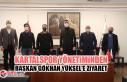 Kartalspor Yönetiminden Başkan Gökhan Yüksel'e...