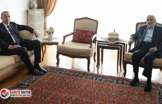 Erdoğan ile görüşen Saadet Partili Oğuzhan Asiltürk:...