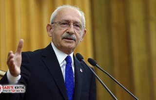 Kılıçdaroğlu: Esnafı batıran adam Recep Tayyip...