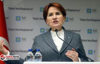 Meral Akşener, Soylu'yu göreve çağırdı:...