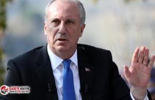 Muharrem İnce'nin CHP'den istifa tarihi...