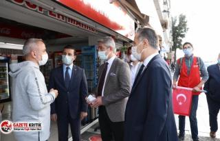 Başkan Mehmet Oktay: Restoranlar güvenli sertifika...