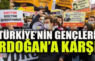 Boğaziçi direnişi The Guardian'da: 'Türkiye'nin...
