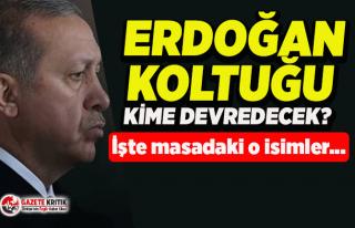 Bomba iddia: Erdoğan koltuğu bırakıyor!