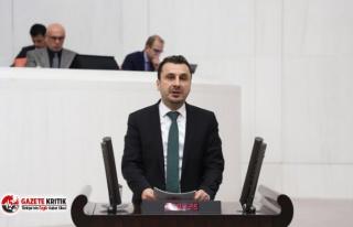 """CHP'li Başevirgen: """"Manisa'da Son Üç..."""