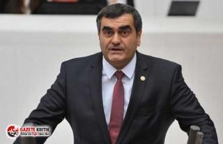 CHP'li Dr. Ali Şeker, Peyzaj Mimarlarının...