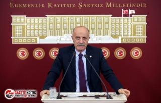 CHP'li Keven: Bakanlık bürokratları detaylı...
