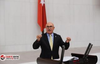 CHP'li Tanal: Anayasa mı 'Sizin gibi düşünmeyenler...