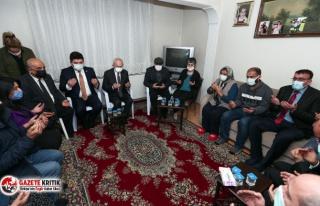 CHP Lideri Kılıçdaroğlu'ndan selde yaşamını...