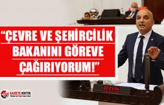 CHP'li Polat: İzmir Valisi'nin depremzedeleri...
