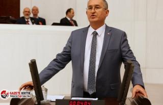 CHP'li Sertel'den asgari ücretlinin maaşına...