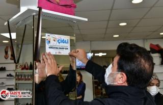 Çiğli'de Esnaf ile Vatandaşı Buluşturan Proje:...