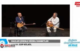 Edip Bülbül, 'Usul'le sahne aldı