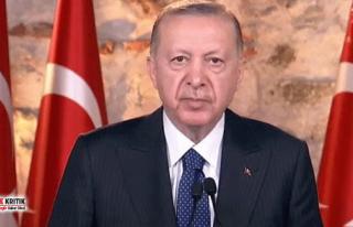 Erdoğan: Sanayi üretimimiz rekor üstüne rekor...