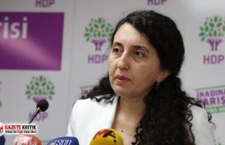HDP'den AKP'li Özhaseki'ye yanıt:...