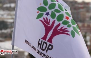 HDP Kars il eşbaşkanı gözaltına alındı