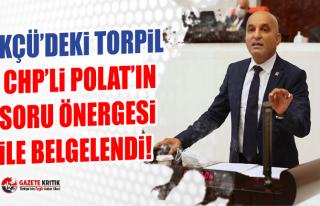 İKÇÜ'deki torpil CHP'li Polat'ın soru önergesi...