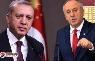 İnce'den, Erdoğan'ın 'yeni anayasa'...