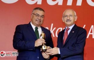 Kılıçdaroğlu'ndan Mehmet Siyam Kesimoğlu...