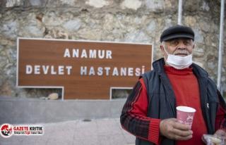 Mersin Büyükşehir'in çorbası merkeze kilometrelerce...