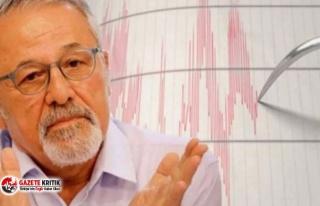 Prof. Görür'den İzmir depremi açıklaması