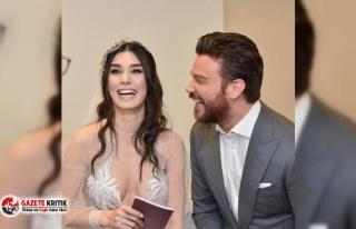 Sinan Akçıl ve Burcu Kıratlı'nın nikah tarihi...