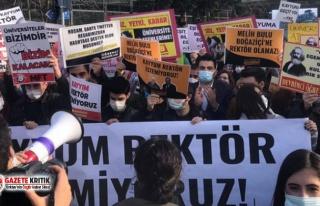 Tutuklu Boğaziçi öğrencisi ALES'e kelepçeli...